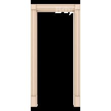 Межкомнатная арка Шпон - Портал - Беленый дуб