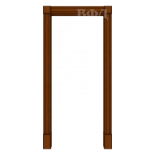 Межкомнатная арка Шпон - Портал - Макоре