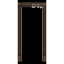 Межкомнатная арка Шпон - Портал - Венге
