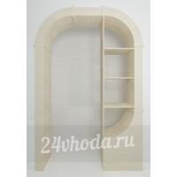 Арка на заказ «С полками» - (ширина до 150 см)