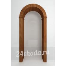 Межкомнатная арка ЛДСП - Романская - (в проем до 99 см)
