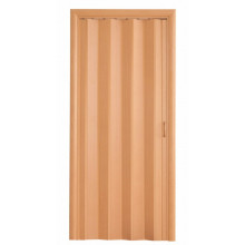 Дверь-гармошка (глухая) - «Комфорт» - Дуб старый