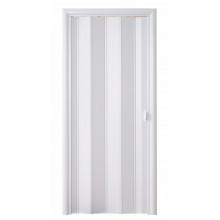 Дверь-гармошка (глухая) - «Стиль» - Белая матовая