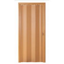 Дверь-гармошка (глухая) - «Стиль» - Миланский орех