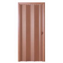Дверь-гармошка (глухая) - «Стиль» - Орех лесной
