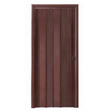 Дверь-гармошка (глухая) - «Стиль» - Венге