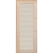 Дверь филёнчатая универсальная «ЦАРГА глухая ТИП-2»