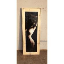 Дверь филёнчатая универсальная «ЦАРГА с фотопечатью СИЛУЭТ»