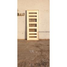 Дверь филёнчатая универсальная «ЦАРГА остекленная ТИП-2»