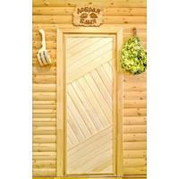 Дверь из Липы - (Глухая) - ПГ-2