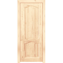 Дверь из массива сосны филенчатая «КАРОЛИНА ДГ без сучков»