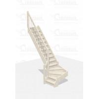 Лестница Г-образная 2 - Престиж