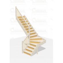 Лестница Г-образная 1 - Престиж