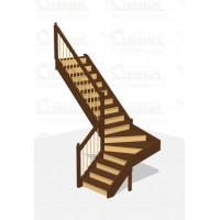 Лестница Г-образная 1 - Стандарт