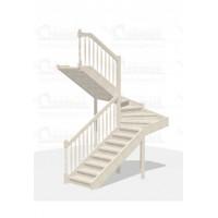 Лестница П-образная - Престиж