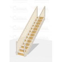 Лестница прямая - Престиж