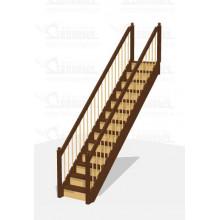 Лестница прямая - Стандарт