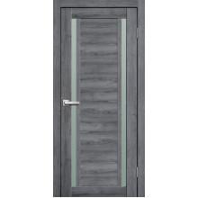 FLY DOORS L23 - (Остекленная) - Дуб стоунвуд 3D