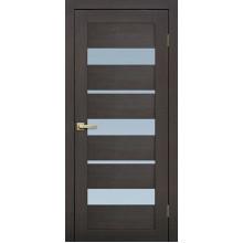 СИБИРЬ-ПРОФИЛЬ - Fly Doors L20 - (Остекленная) - Венге 3D