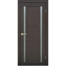 СИБИРЬ-ПРОФИЛЬ - Fly Doors L23 - (Остекленная) - Венге 3D