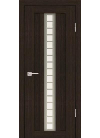 Profilo Porte - PS-16 - (Остекленная) - Венге