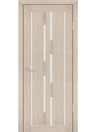 Profilo Porte - PS-33 - (Остекленная) - Капучино