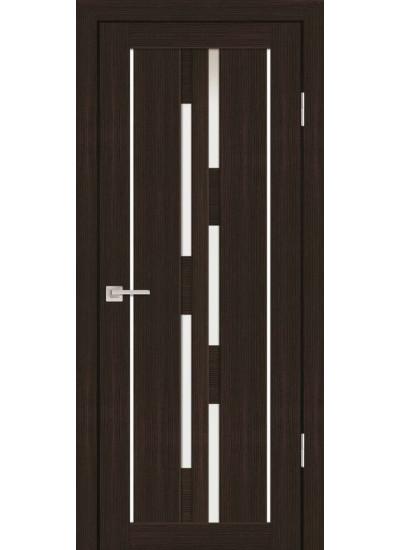Profilo Porte - PS-33 - (Остекленная) - Венге