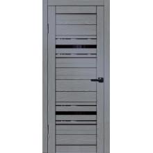 ДВЕРНАЯ ЛИНИЯ - ГРАЦИЯ 5 (зеркало) - Серый кедр