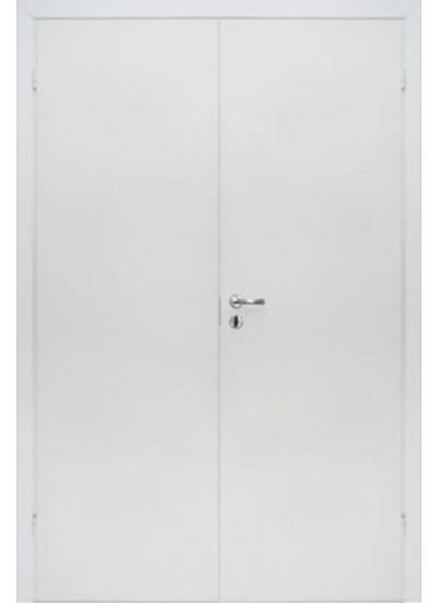 Olovi - Противопожарная двупольная EI30/34db - (Глухая) - Белая