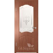 ВФД - GL Sigma 32 - (Худ. Стекло) - Итальянский орех