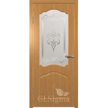 ВФД - GL Sigma 32 - (Худ. Стекло) - Миланский орех