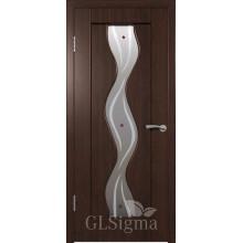 ВФД - GL Sigma 42 - (Остекленная) - Венге