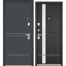 БУЛЬДОРС - PREMIUM 90 D4 9P-138 - (Черный шелк / Графит софт)