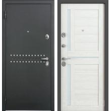 БУЛЬДОРС - Б24 (R10-E2) - (Черный шелк - Беленый дуб)