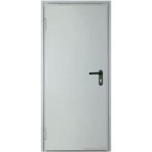 Дверь противопожарная - ДПМ-01-60 RAL7035 (2050x880/980 мм) ЛР