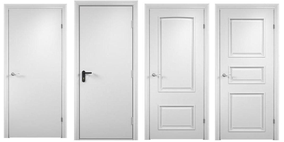 Строительные дверные блоки - 03