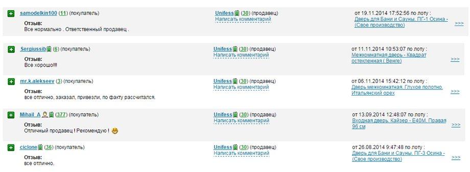 Отзывы клиентов о сайте 24vhoda.ru - 06