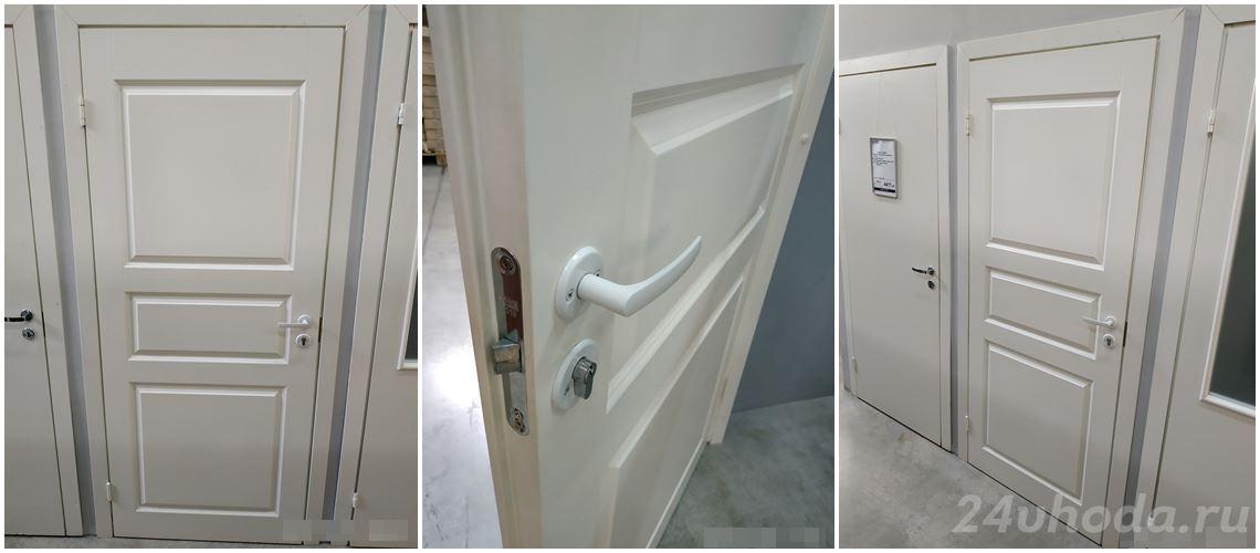 Фото дверей олови Каспиан