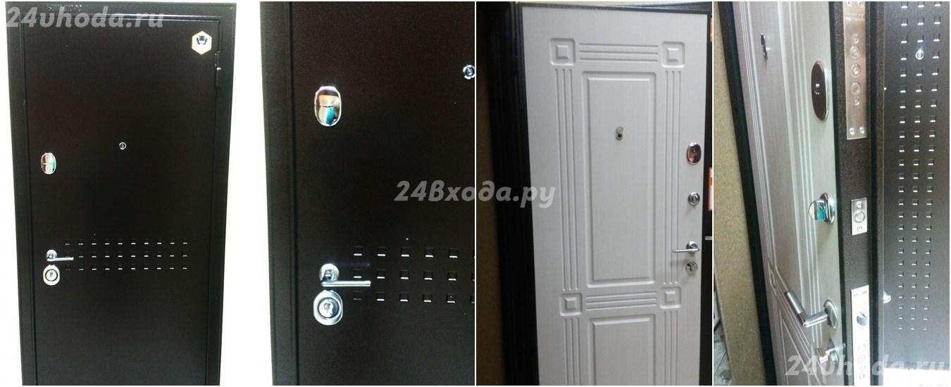 Фото входной двери Бульдорс 14