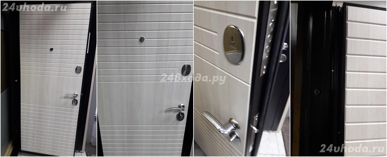 Фото входной двери Ергак 202